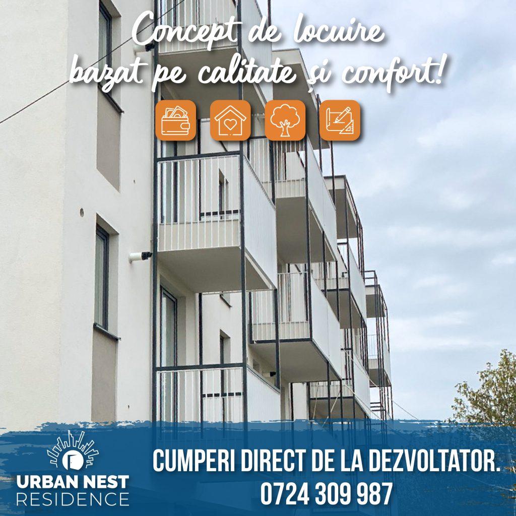 Appartamento Noi București.